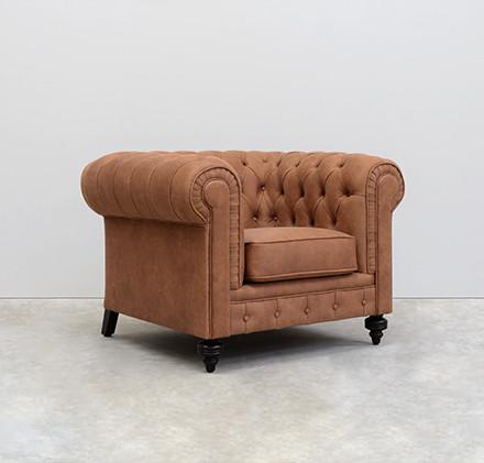 Chesterfield Armchair